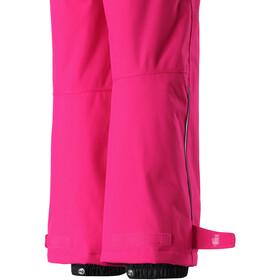 Reima Loikka Pantalon D'Hiver Enfant, raspberry pink